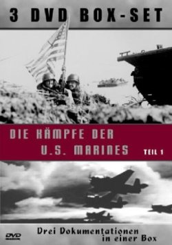Die Kämpfe der U.S. Marines - Teil 1 (3 DVDs)