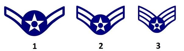 Mannschaften der US Air Force