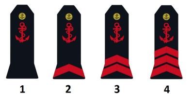 Mannschaften der französischen Marine (Équipage)