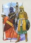 Islamische Krieger
