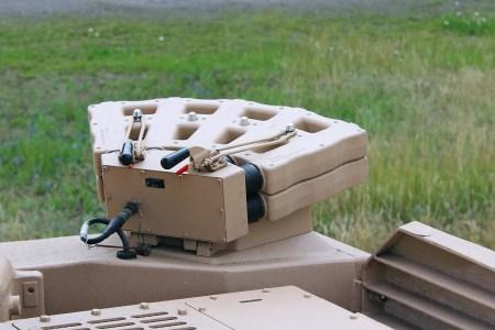 MBT Revolution Nebelwurfmaschine