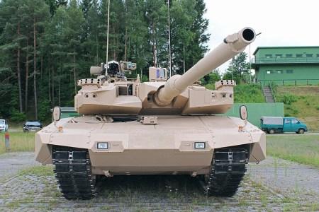 MBT Revolution 120mm Kanone