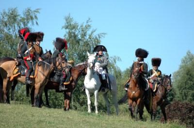 拿破仑下的骑兵