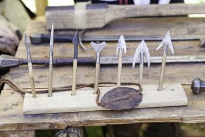 中世纪的箭头