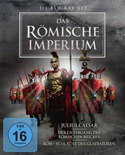 Das Römische Imperium - Box [Blu-ray]