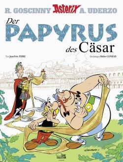 Asterix 36: Der Papyrus des Cäsar Gebundene Ausgabe – 22. Oktober 2015
