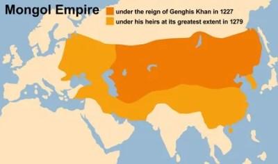 L'impero mongolo