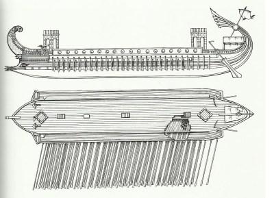 Римские Декереме в 2-ом веке
