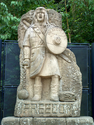 William Wallace Denkmal in Schottland