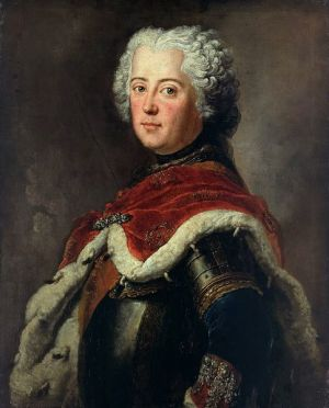 勃兰登堡 - 普鲁士的弗雷德里克二世