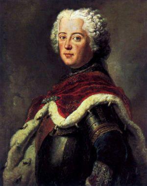 1739年左右,弗里德里希王储