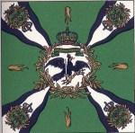 Muster XXI. Armee-Korps