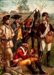 Varias empresas independientes, ajuste en 1775