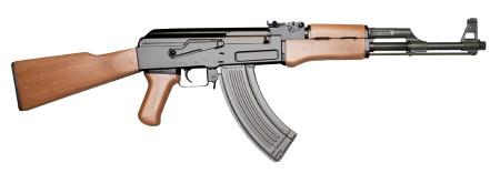 Fusil de tempête d'AK-47