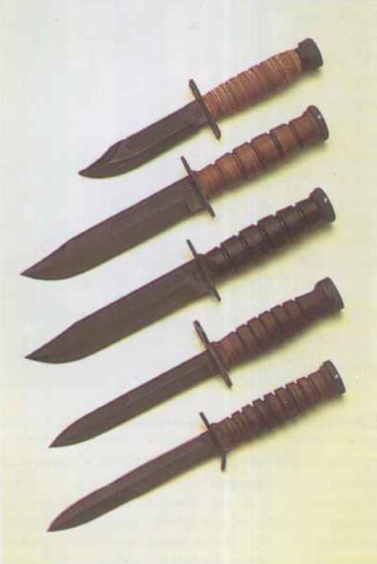 Camillus Marine Combat / Combat II Knife