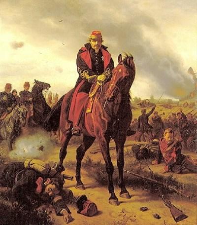 拿破仑三世 在轿车