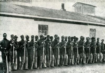 Soldati neri dell'Esercito dell'Unione