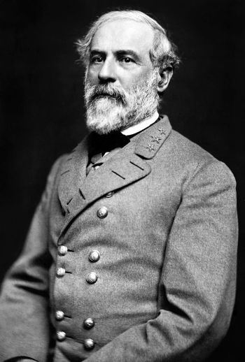 Il generale Robert E. Lee