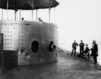 Torretta del USS Monitor