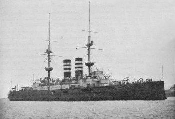 日本战舰三笠