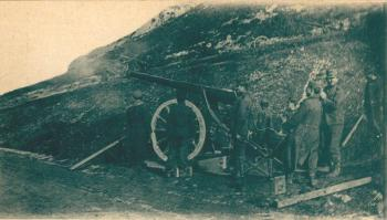 Griechische Artillerie