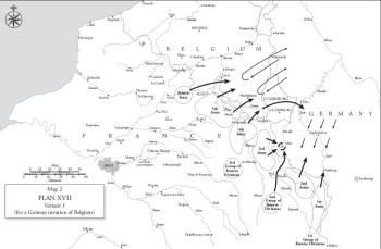 Il piano francese XVII