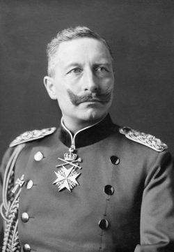 Император Вильгельм II в 1902 году