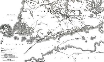 Finnland Intervention der Ostsee-Division 1918