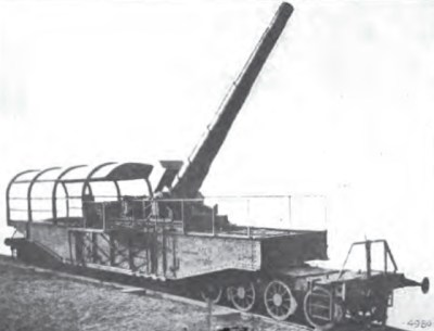 """24厘米快速充电大炮""""西奥多卡尔"""""""
