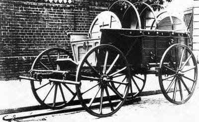 Wagon léger de campagne 95