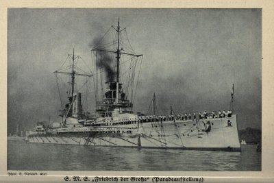 Cuirassé SMS Friedrich der Große