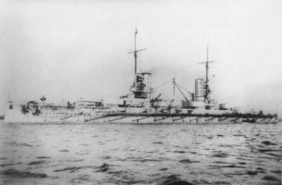Battleship SMS König Albert