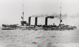Small cruiser SMS Königsberg (1915)