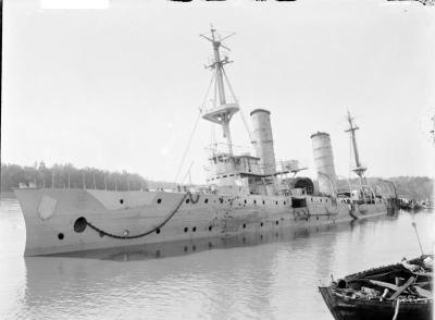 Relitto dell'SMS Königsberg