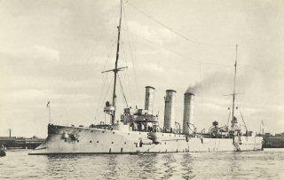 Piccoli incrociatori SMS Lübeck
