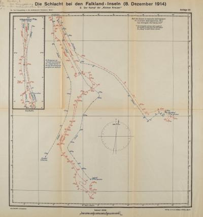 Битва при Фолклендских островах