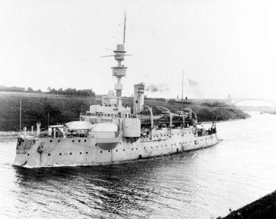 Pétrolier côtier SMS Odin