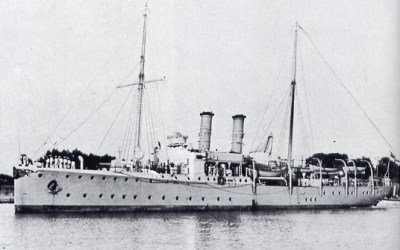 Gunboat SMS Panther
