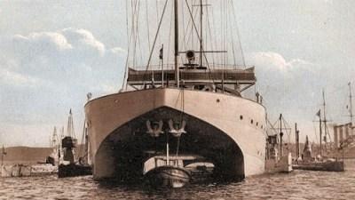 Nave sottomarina montacarichi SMS Vulkan