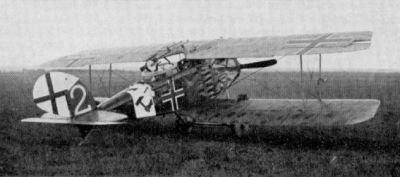 哈尔伯施塔特CL.IV