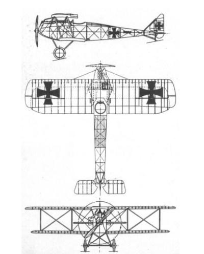 哈尔伯施塔特D.II