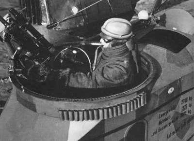哥达G.V的机枪射手座