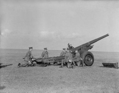 BL 60 Пфюндер орудие в 1938