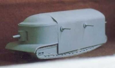 飞象(英国博文顿坦克博物馆的1:48型号)