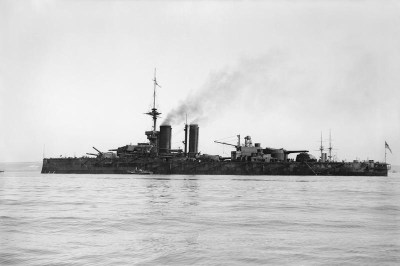 Cuirassé HMS Ajax