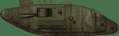 Serbatoio Mark III
