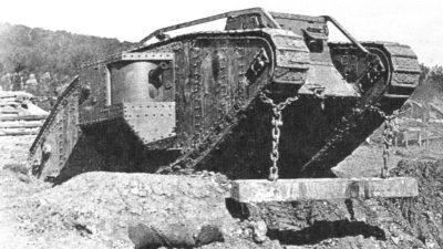 Serbatoio Mark IV