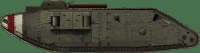 马克V**坦克