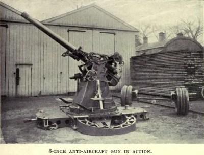QF 3英寸20英寸重的枪