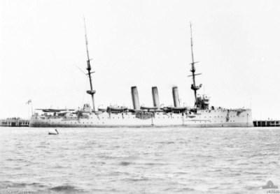 Croiseur protégé HMS Challenger